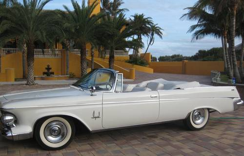 1963 Chrysler Crown Imperial Convertible Fully Restored