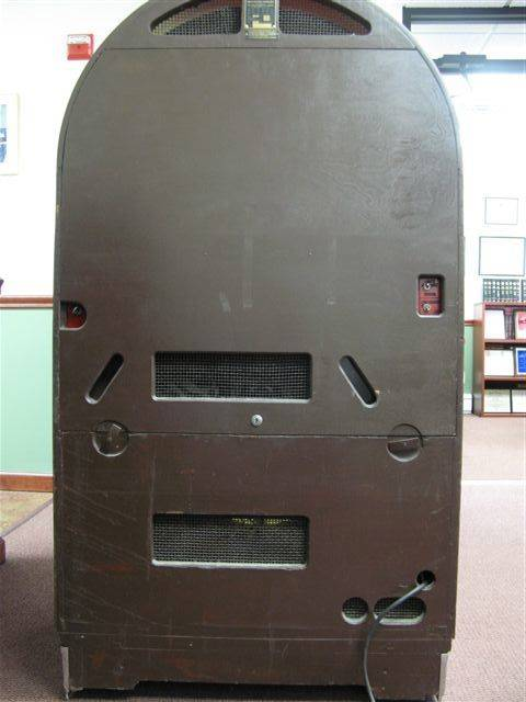 Wurlitzer 1015 Bubbler Jukebox Fully Restored Fully