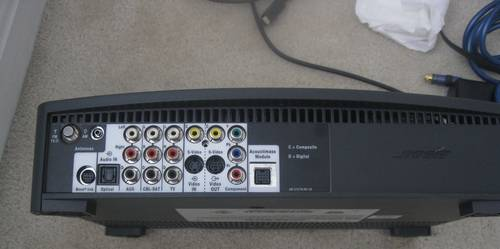 Bose 321 gs series ii manual