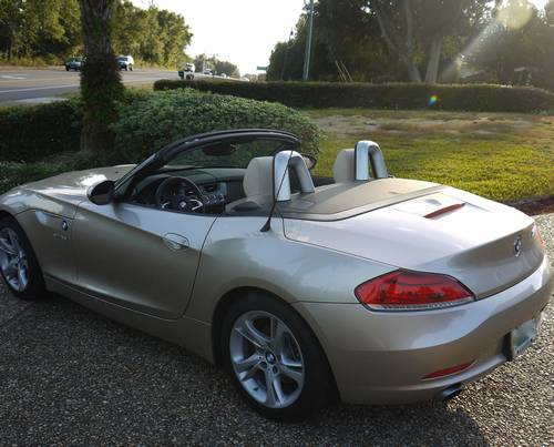 2012 Bmw Z4 Sdrive 35i 6 Speed Orion Silver High Performance Amp Hard To Find Ronsusser Com
