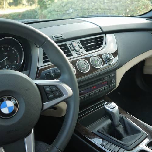Bmw Z4 Interior: 2012 BMW Z4 SDrive 35i 6 Speed Orion Silver High