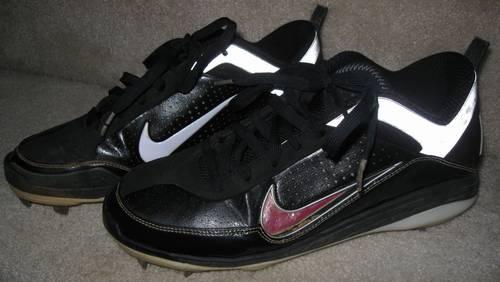 Nike Baseball Metal Air Show Elite 2 Cleats 414986 011
