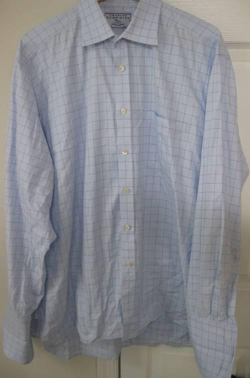 Charles tyrwhitt mens jermyn street london dress shirt 17 for Mens dress shirts charles tyrwhitt