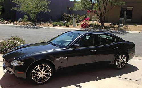 2007 Maserati Quattroporte Executive Gt Extended Warranty