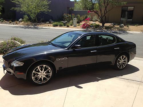 2007 maserati quattroporte executive gt extended warranty. Black Bedroom Furniture Sets. Home Design Ideas
