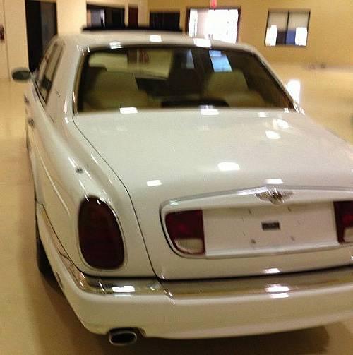 1999 Bentley Arnage Twin Turbo