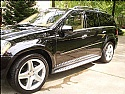 2010 Mercedes GL550 Obsidian Black with Cashmere w/AMG Sport Package Low Miles