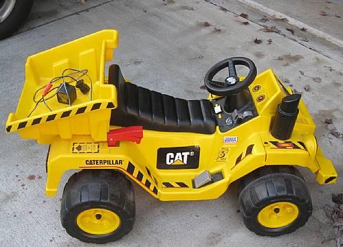 Power Wheels Truck Battery