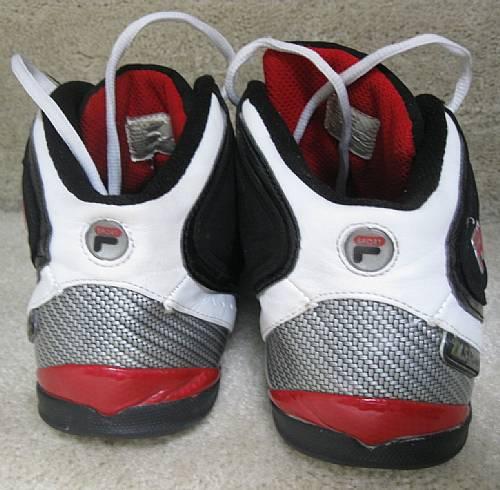 462e3b4864a1 Fila Rimshot Mens Basketball Shoes Size 8 High Top White – RonSusser.com