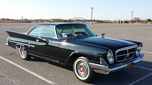 1961 Chrysler 300G 2 Door Coupe – Ultra Rare and Soooo Cool ...