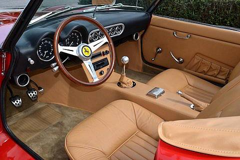 1961 Ferrari 250 Gt California Spyder Replica Series 2 By