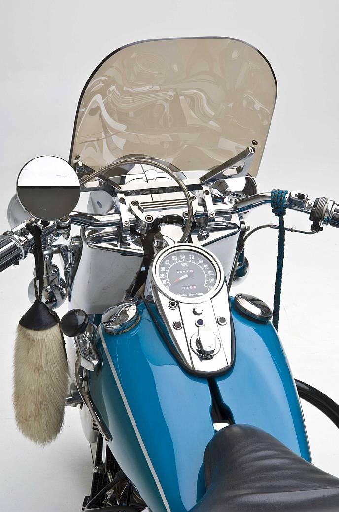 1959 Harley Davidson Panhead Duo Glide With 1958 Sidecar