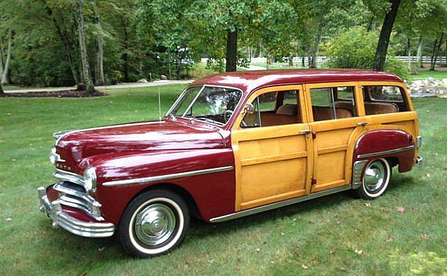 1949 plymouth woodie wagon a surfer s dream 3 speed for 1949 plymouth 2 door sedan