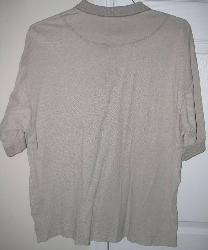 Cutter & Buck Lexus Polo Golf Shirt 100% Cotton Medium