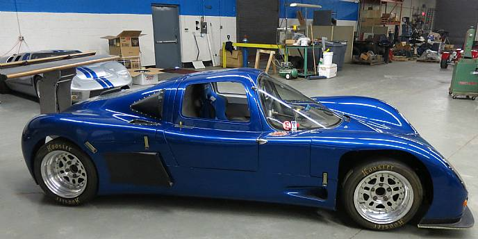 Ultima Mk Iii Coupe Incredible Track Or Autocross Car 0 Miles On New