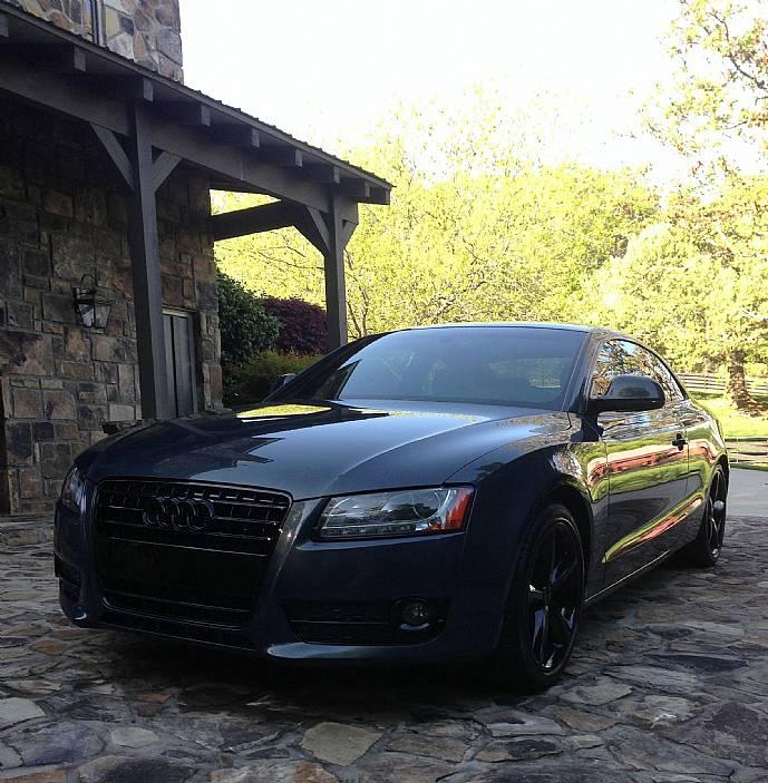2009 Audi A5 3.2 Quattro Luxury Sport Coupe Premium NAV 6