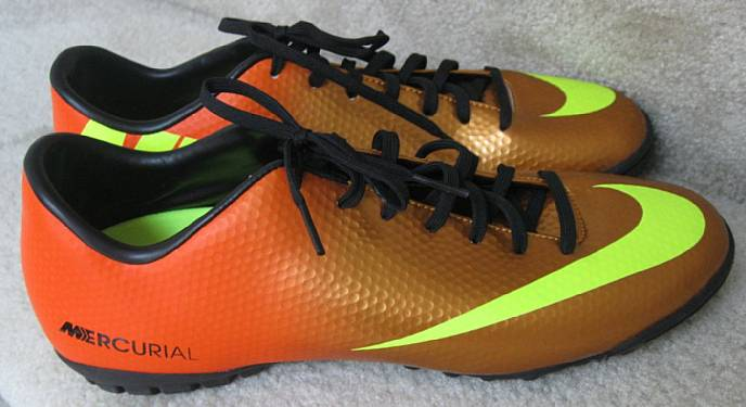 Nike Mercurial Victory Iv Tf Turf Soccer Shoes