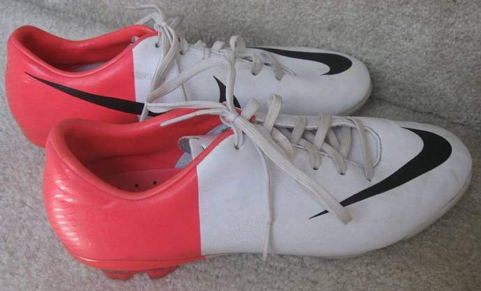 1a8bb220f I am pleased to offer these Nike Mercurial Vapor VIII FG Soccer Shoe Cleats  Jr. These are for Kids Youth and are size 3.5Y. They retail for  110.00.