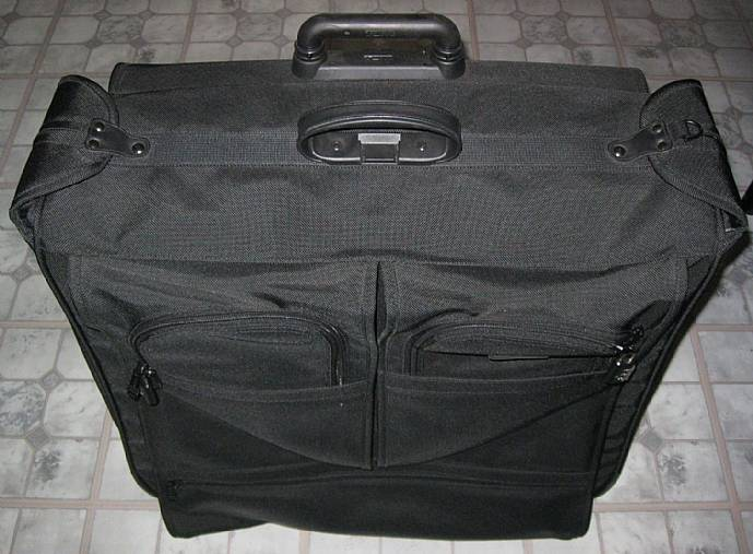 Tumi Wheel A Way 50 Inch Deluxe Rolling Oversized Garment