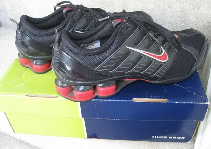 Nike Shox R4 Roma