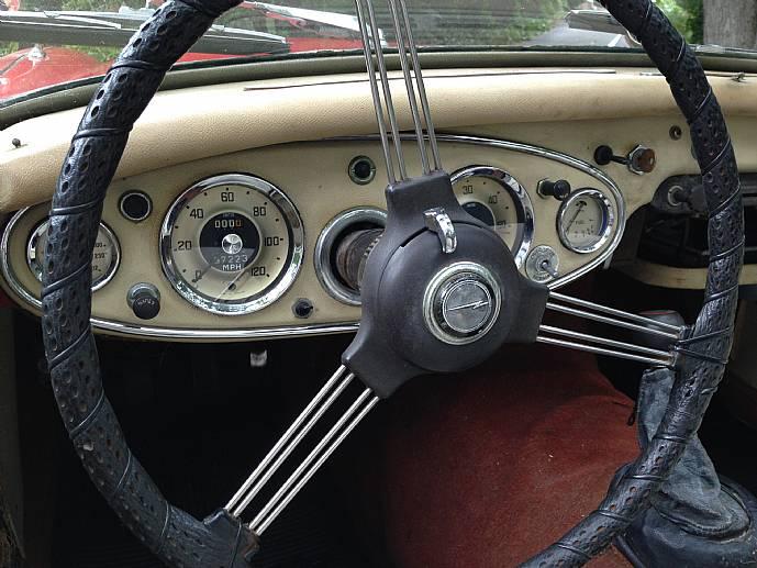 1962 Austin Healey 3000 Mk Ii Bt7 Tri Carb With Hardtop