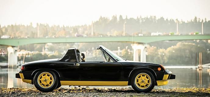 1974 Porsche 914le Can Am Limited Edition Ultra Rare Great
