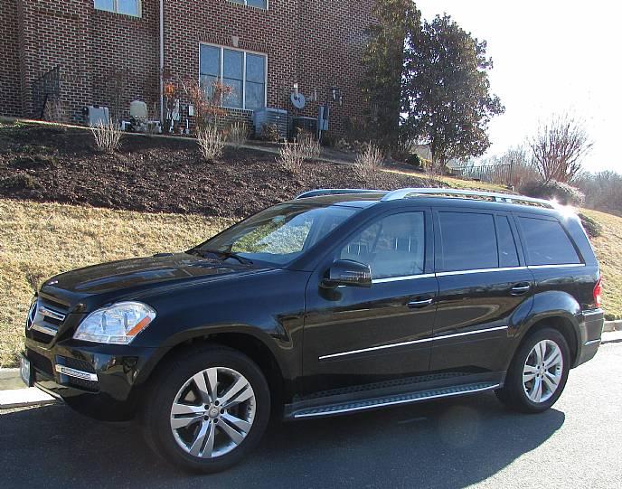 2011 mercedes benz gl450 one owner black 33k miles 4matic. Black Bedroom Furniture Sets. Home Design Ideas
