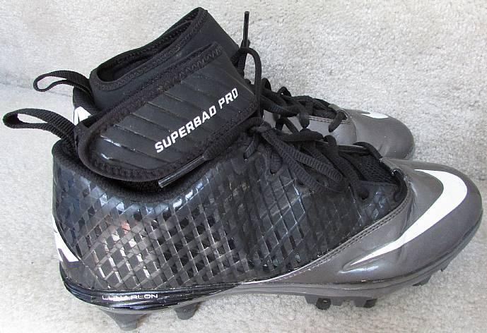 Nike Men S Lunar Superbad Pro Td Football Cleats Black
