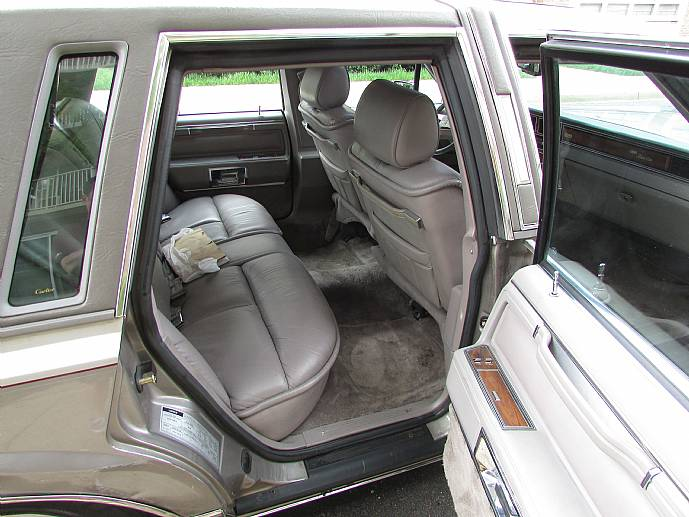 1989 Lincoln Town Car >> 1989 Lincoln Town Car Cartier Edition One Owner 44K Miles ...