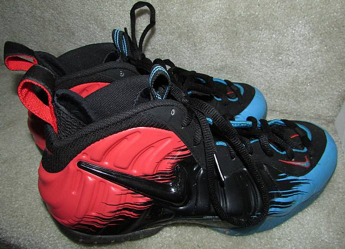 save off e52e2 a5545 NIke Air Foamposite Pro Spider Man 7.5 Sneakers Rare Limited ...