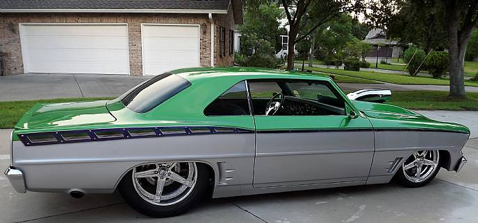 Best Paint For Fiberglass Car