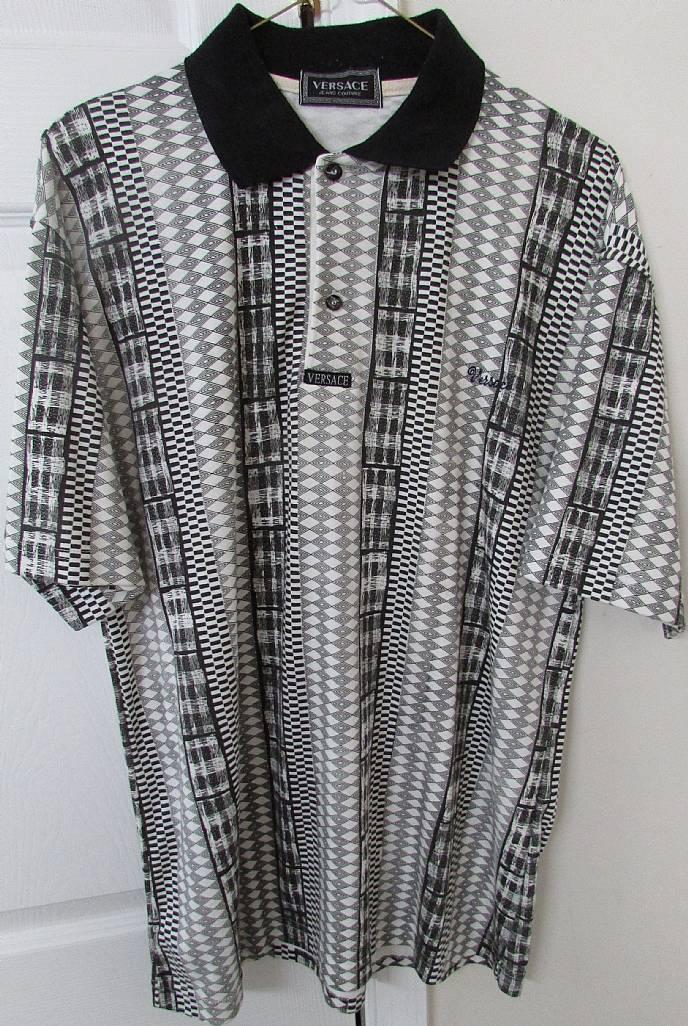 Polo Shirt Versace