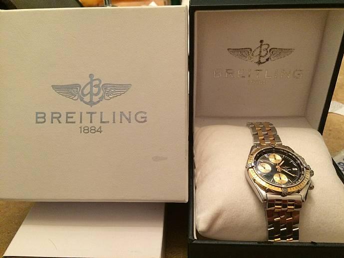 Breitling d13048