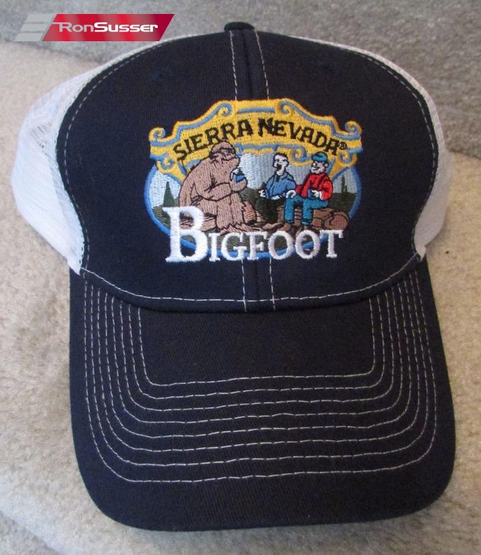 Sierra Nevada BIGFOOT Ale Mesh Trucker Cap Hat OSFA One Size ... 60b37c88de7c