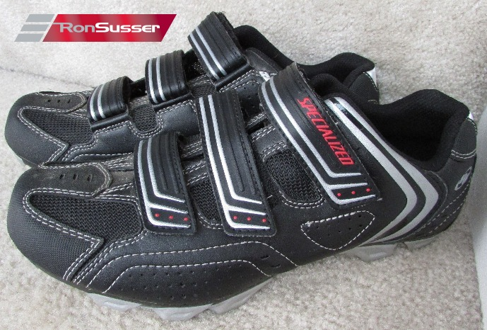 specialized sport mountain bike bicycle shoes size 9 euc