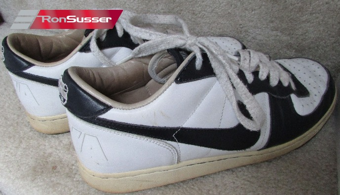 2004 Nike Zoom Terminator Low Georgetown Hoyas Basketball Shoes Sneakers Size 11 310208 141