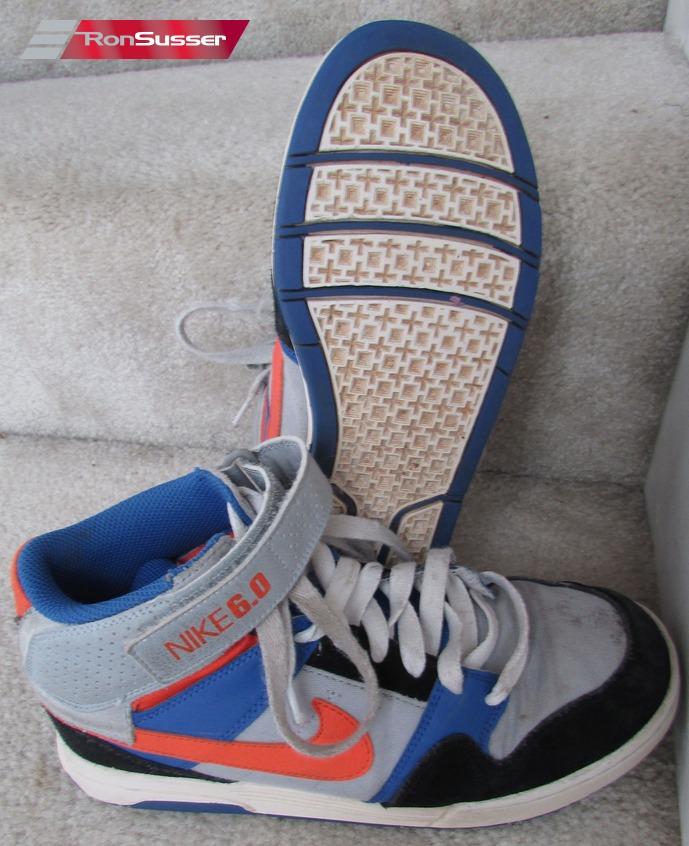 Nike 6.0 Mogan Mid 2 Sneakers Style