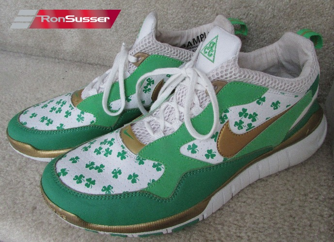 Nike Air Wildwood 90 Free Trail Green Spark Sneakers Samples Size 9M ... fcf980e357