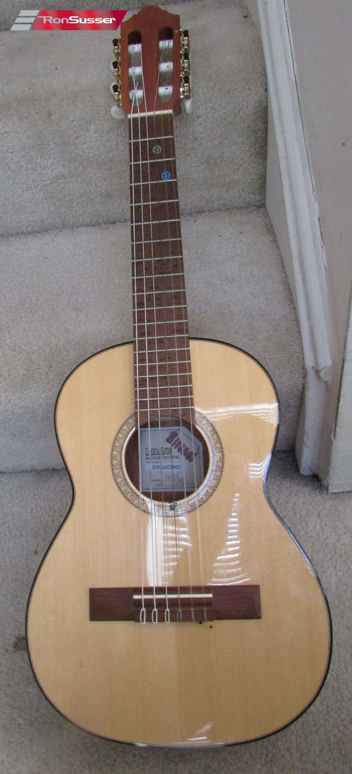 Complete Youth 1 4 Guitar Package High Quality Strunal