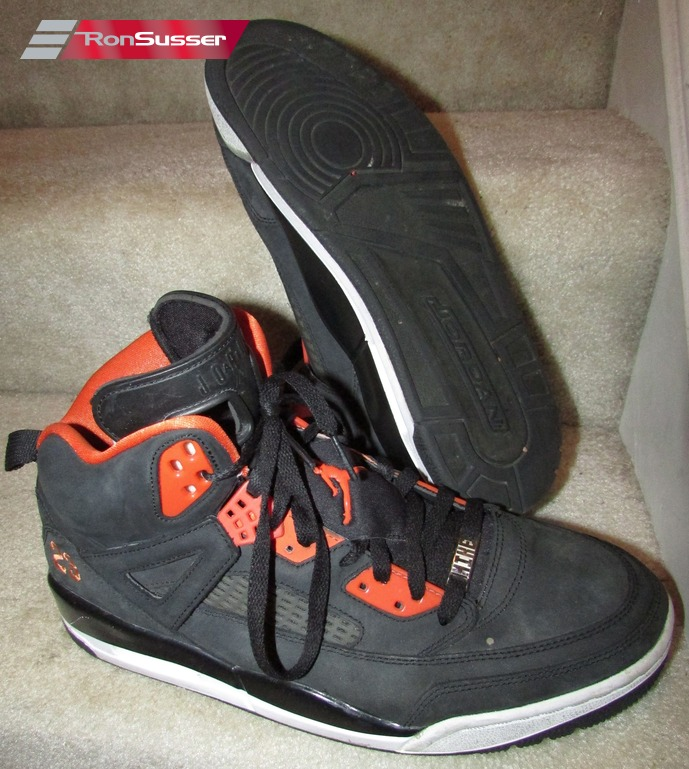 promo code 9137d c91b2 NIKE AIR JORDAN SPIZIKE iD Basketball Shoes 605236-993 Size 12 Black Orange