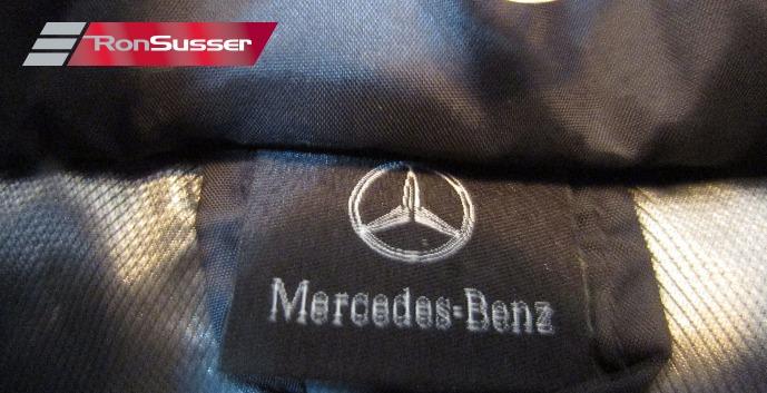 Mercedes Benz Adult Unisex Silver Motorsport Edition Rain