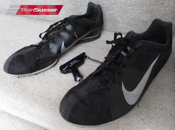 13486fd1f8cba Nike Mens Zoom Rival D IV Bowerman Series Track Shoes Spikes (333661 ...