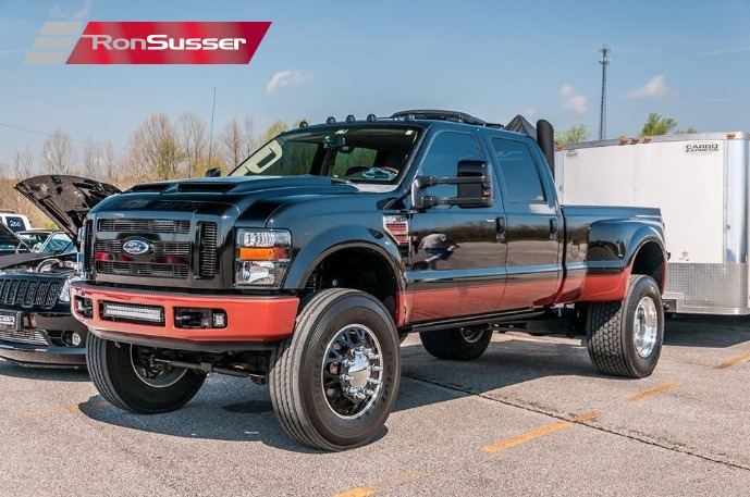 2008 Ford F350 Custom Superduty Dually King Ranch Truck Ronsusser Com