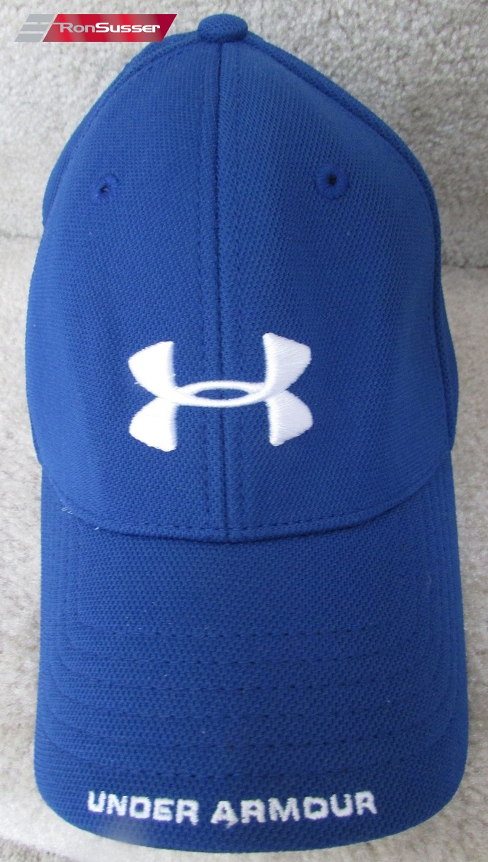 Under Armour Royal Blue Baseball Cap Hat Large EUC – RonSusser.com c6c8ec839c4
