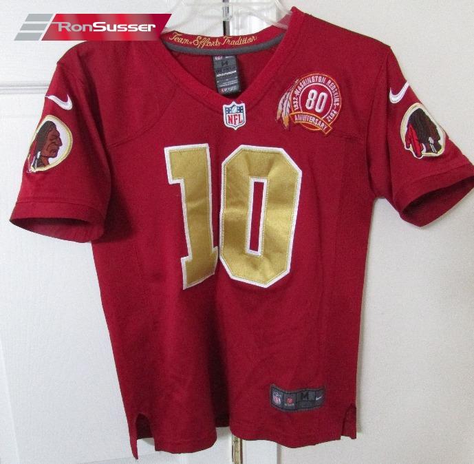 redskins 80th anniversary jersey