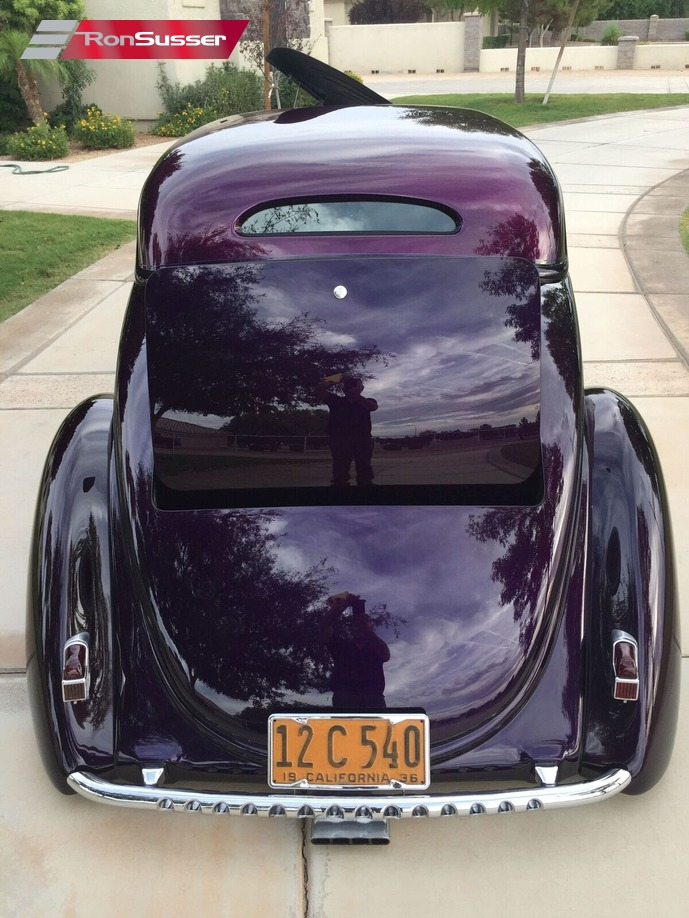 1936 Ford Other Custom WCC Jesse James Coupe