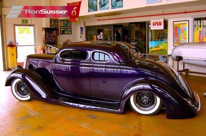1936 Ford Other Custom WCC Jesse James built custom | eBay