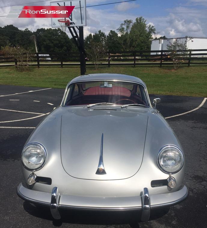 1994 Porsche 928 Camshaft: 1963 Porsche 356B Carrera 2/2000 GS/Reutter Coupe Silver