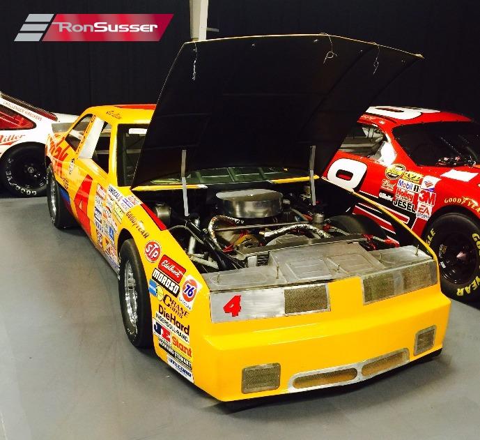 Nascar Pit Crew Shirts >> 1986/1987 #4 NASCAR Morgan McClure Kodak Oldsmobile Rick Wilson Road Course Car – RonSusser.com