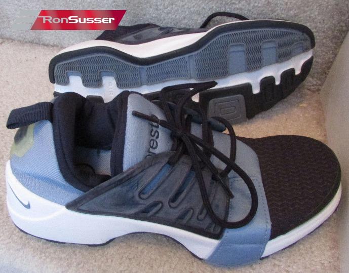 Vintage 2001 Nike Presto Blue/White